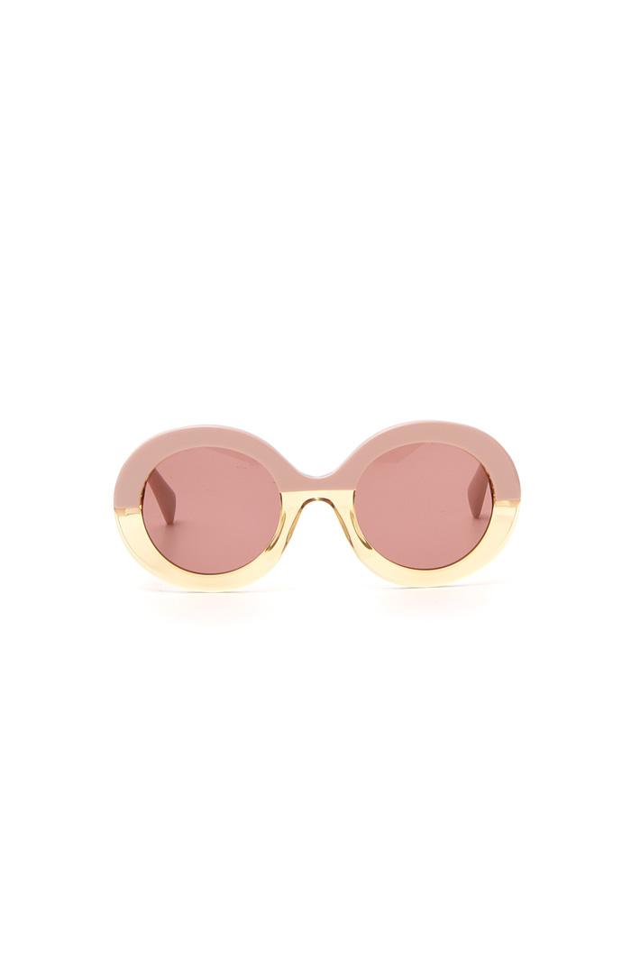 Occhiali con lenti ovali Fashion Market