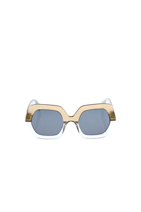 Occhiali esagonali in acetato Fashion Market