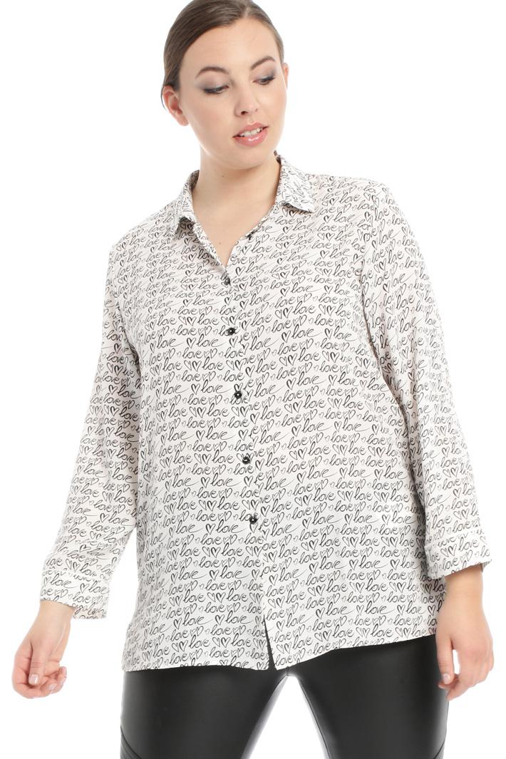 Camicia in tessuto fluido Fashion Market