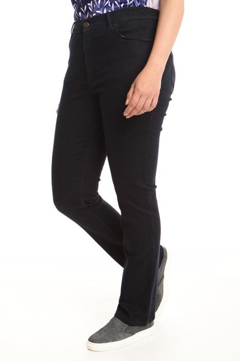 Skinny jeans con elastico Fashion Market