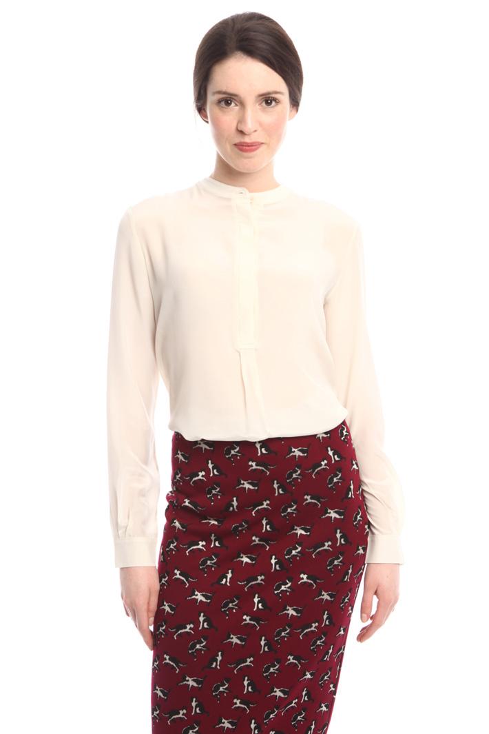 Casacca in doppio tessuto Fashion Market