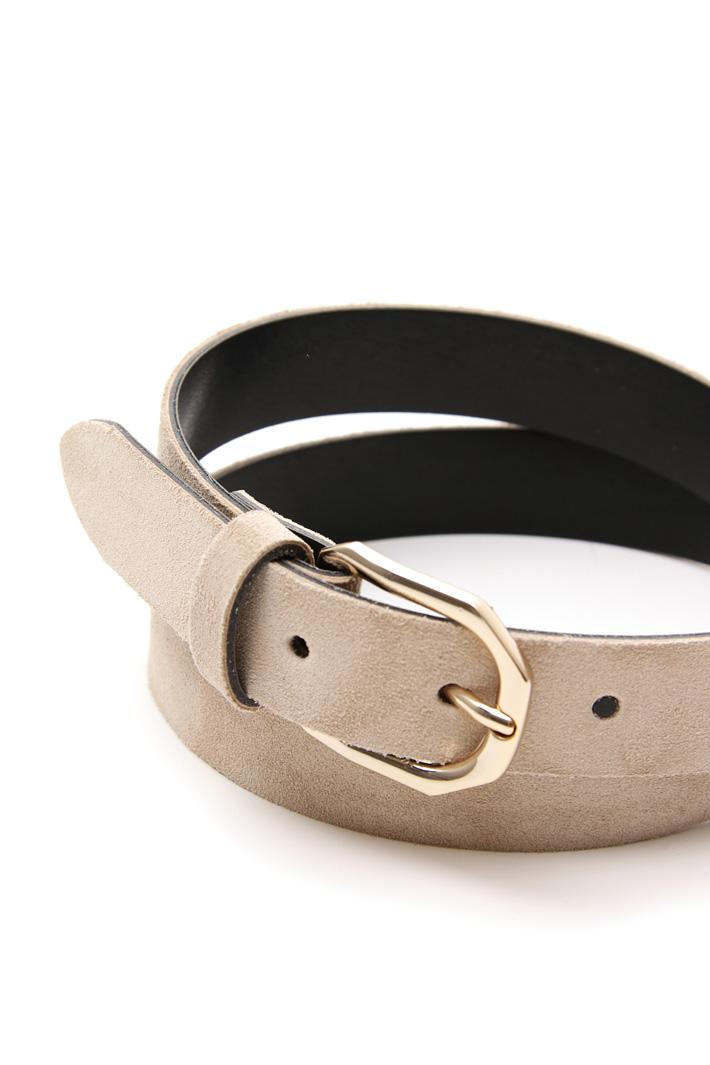 Cintura scamosciata Fashion Market