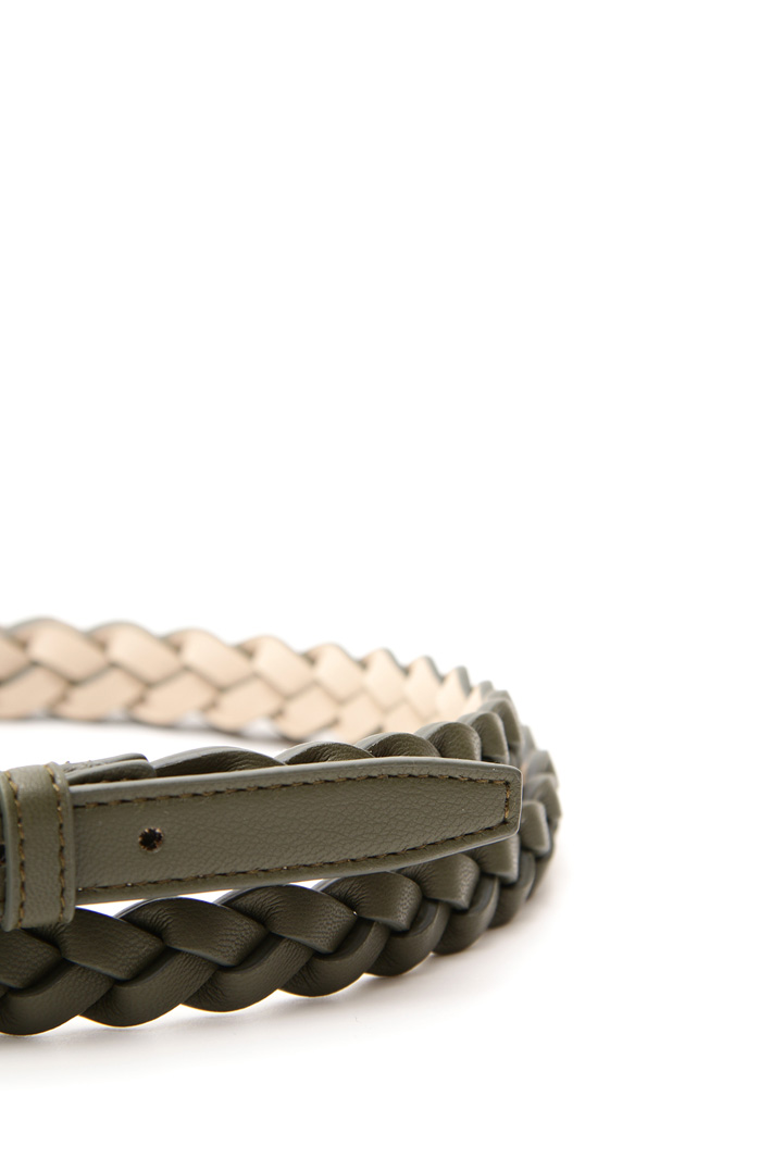 Cintura sottile intrecciata Fashion Market