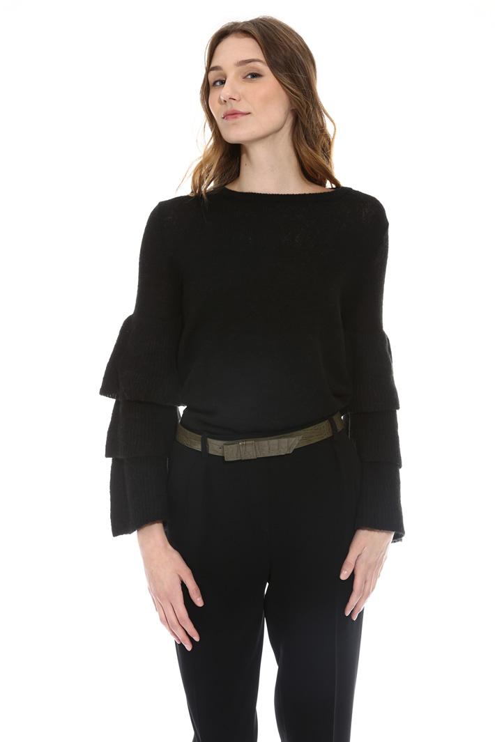 Cintura effetto rettile Fashion Market