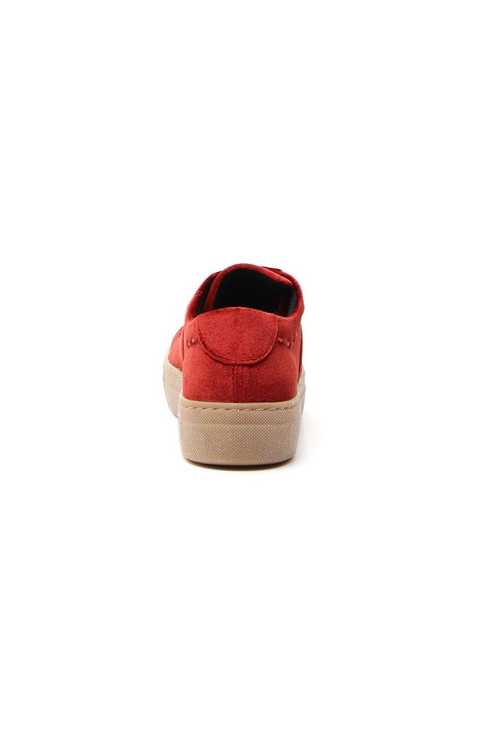 Sneakers in velluto Fashion Market