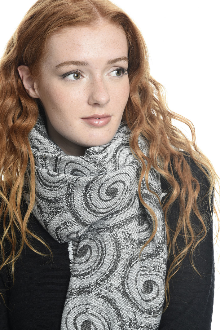Sciarpa leggera in viscosa Fashion Market