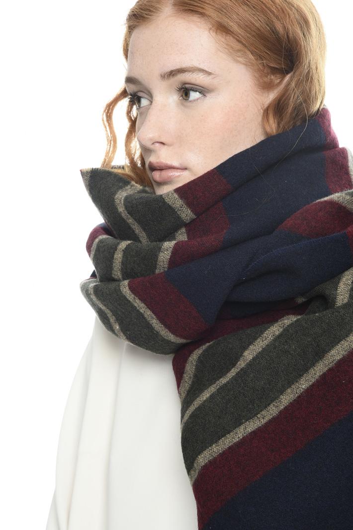 Sciarpa misto lana e cotone Fashion Market