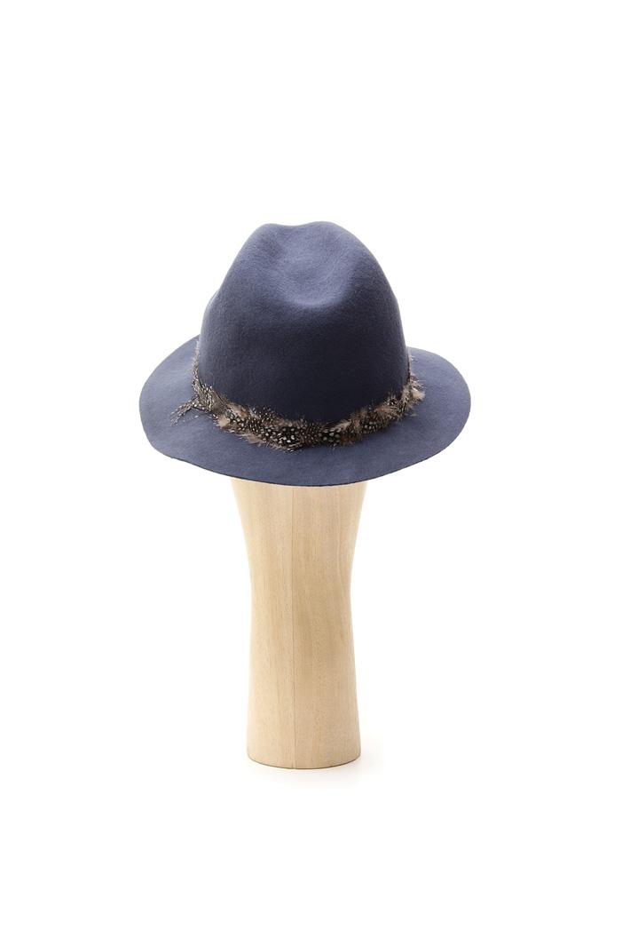 Cappello con piume Fashion Market