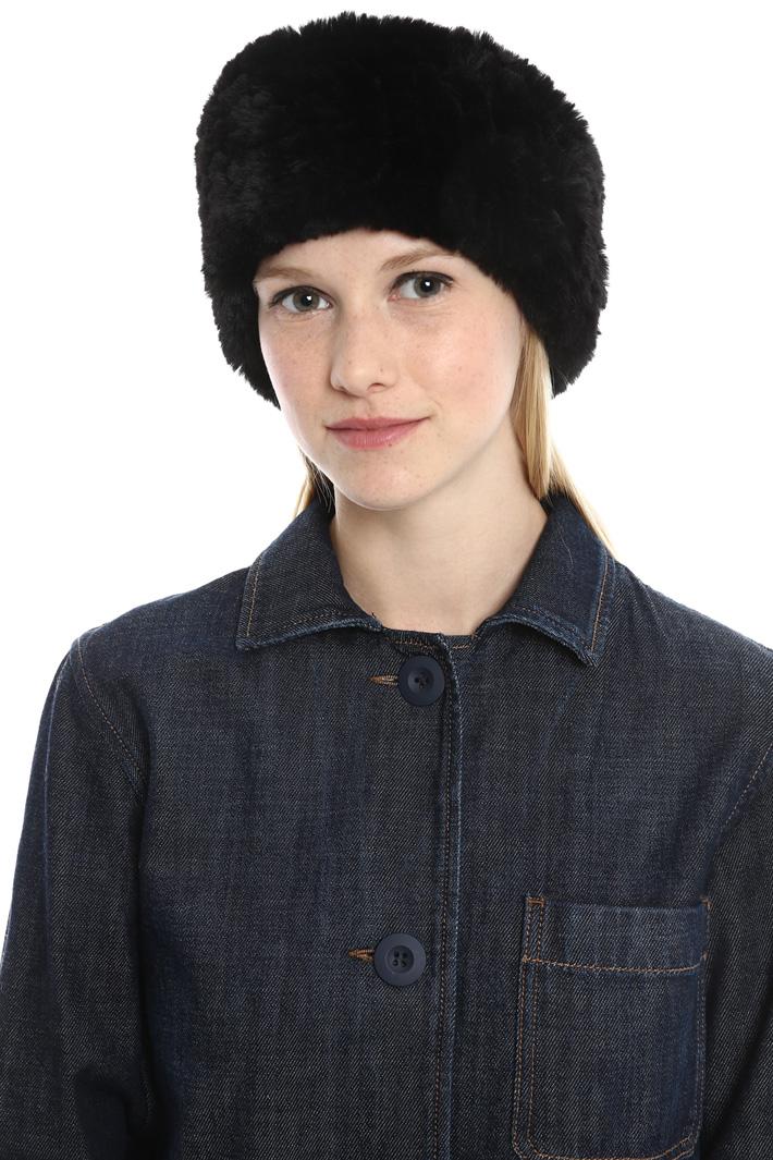 Fascia effetto pelliccia Fashion Market