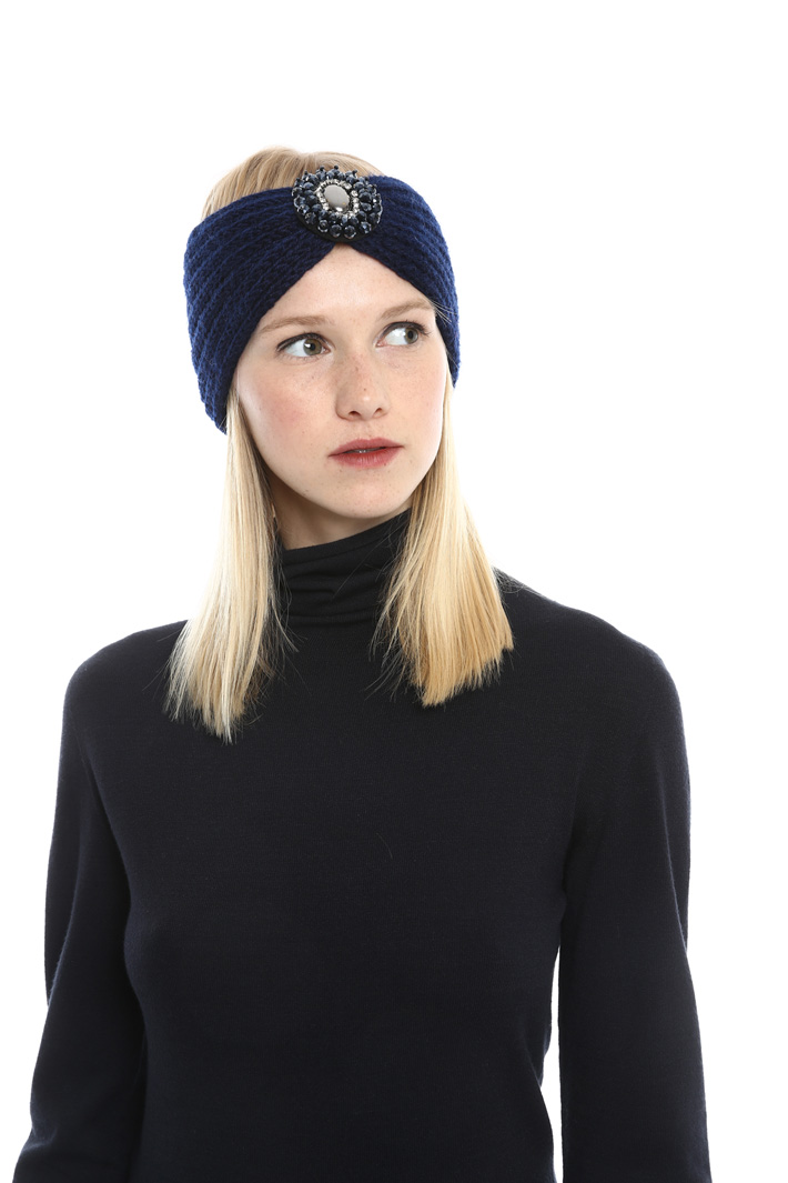 Fascia con maxi gioiello Fashion Market