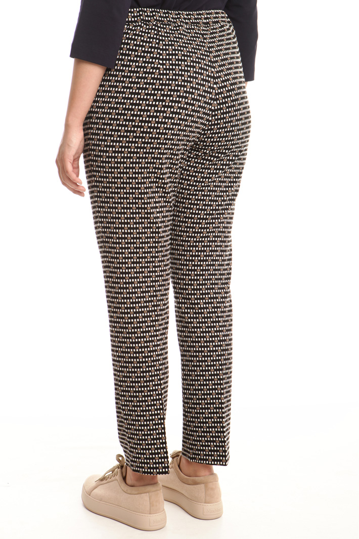 Pantalone morbido in jersey Fashion Market