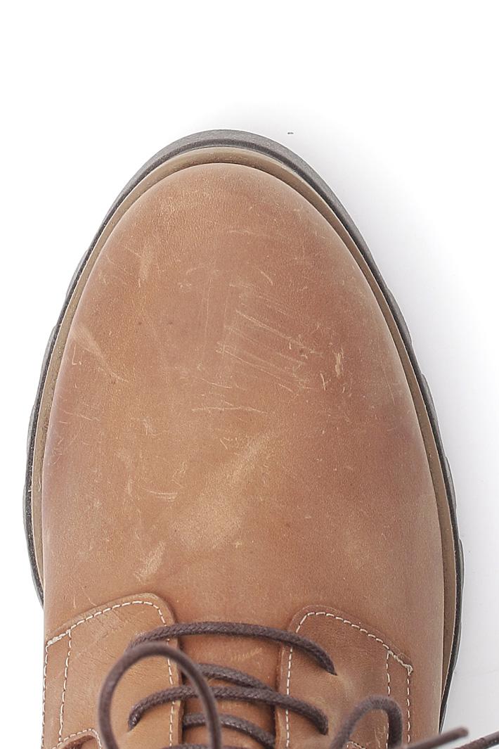 Stivali con cinturini Fashion Market