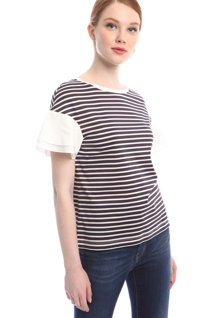 T-shirt in puro cotone Fashion Market