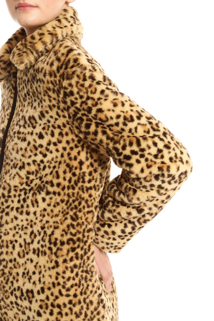 Giacca effetto pelliccia Fashion Market
