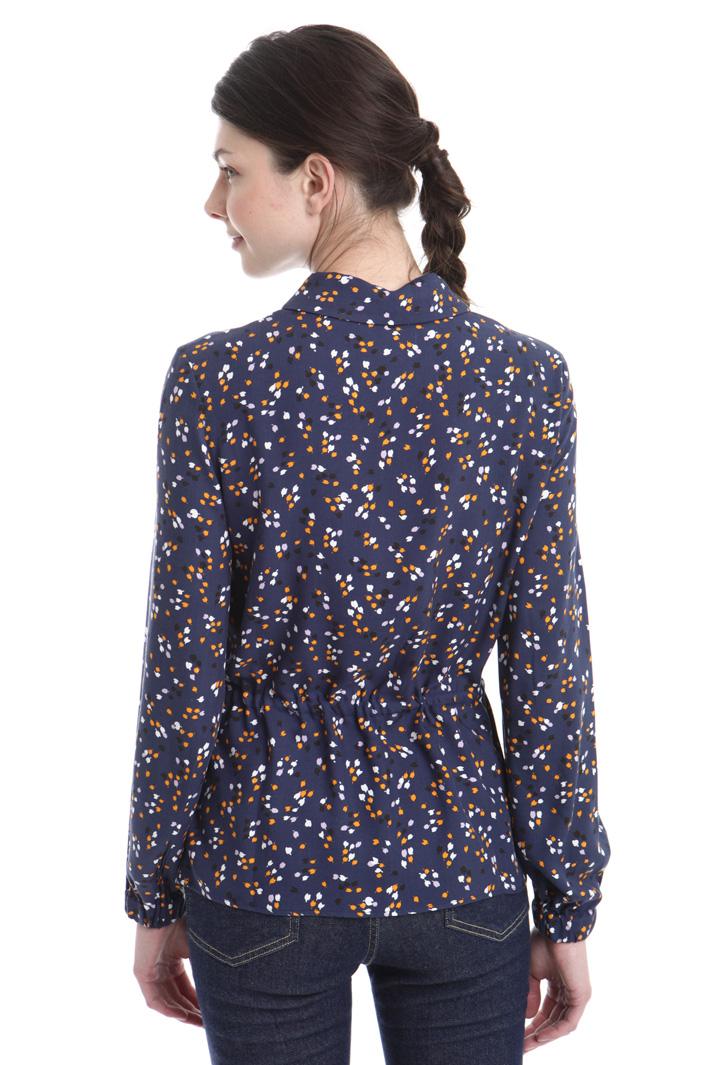 Blusa con coulisse Fashion Market