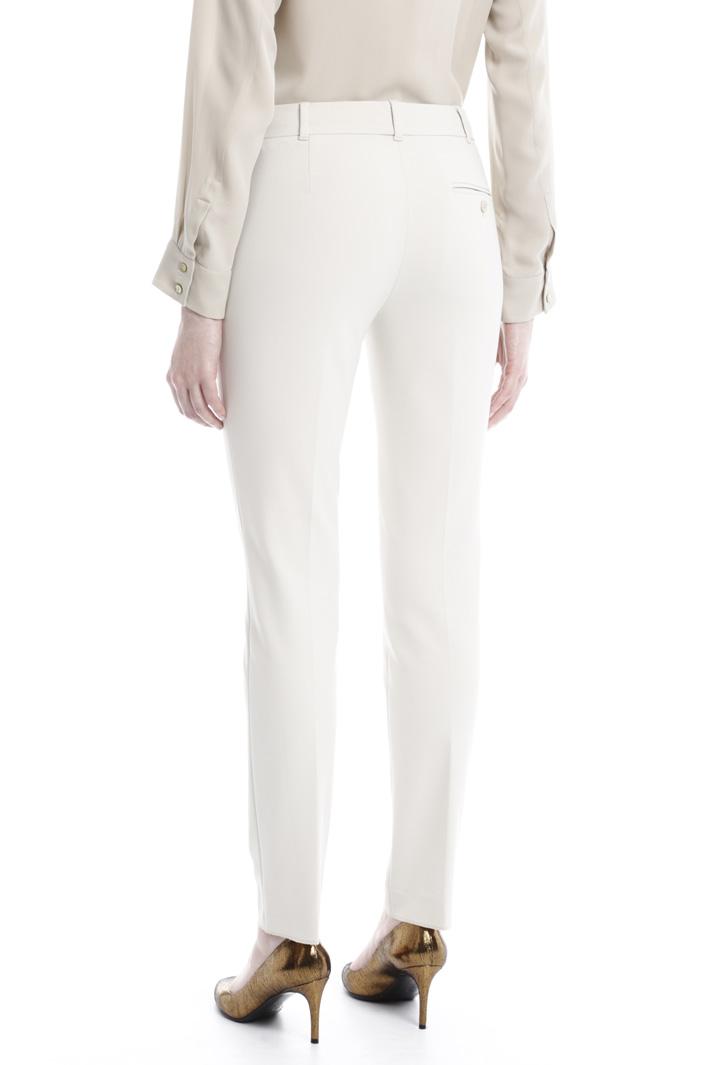Pantaloni stretch in cotone Fashion Market