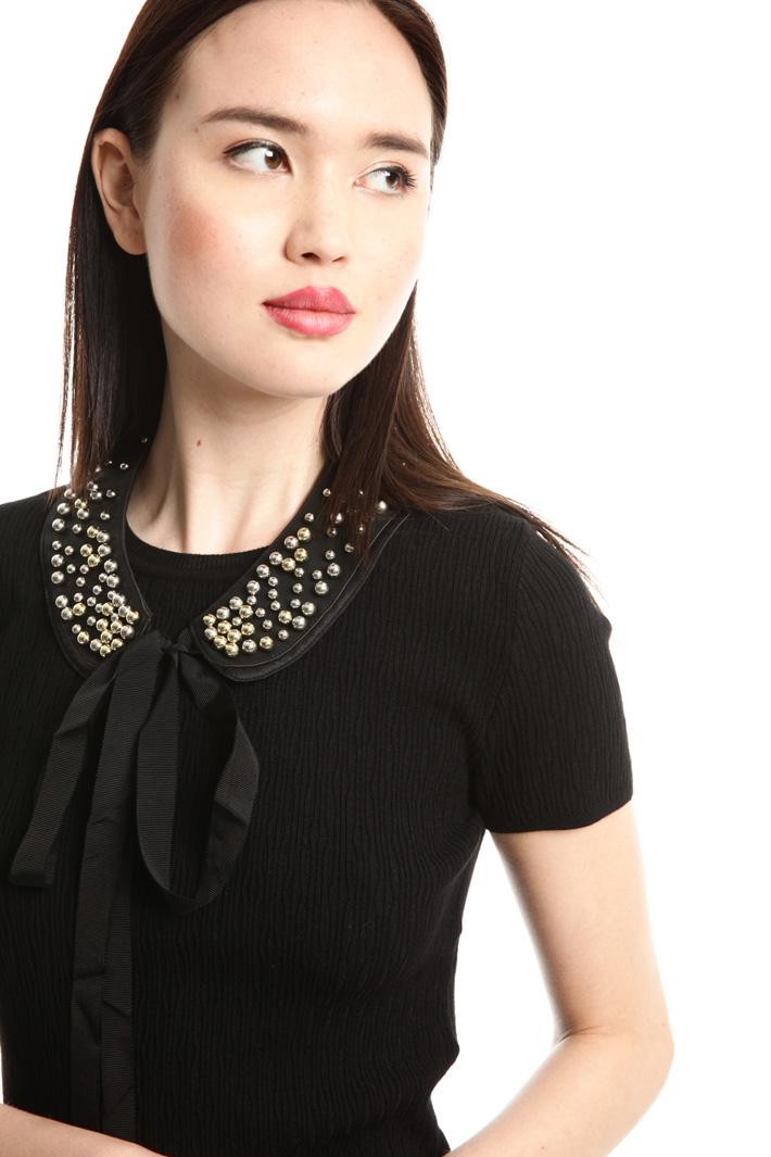 Maglia a costine ondulate Fashion Market