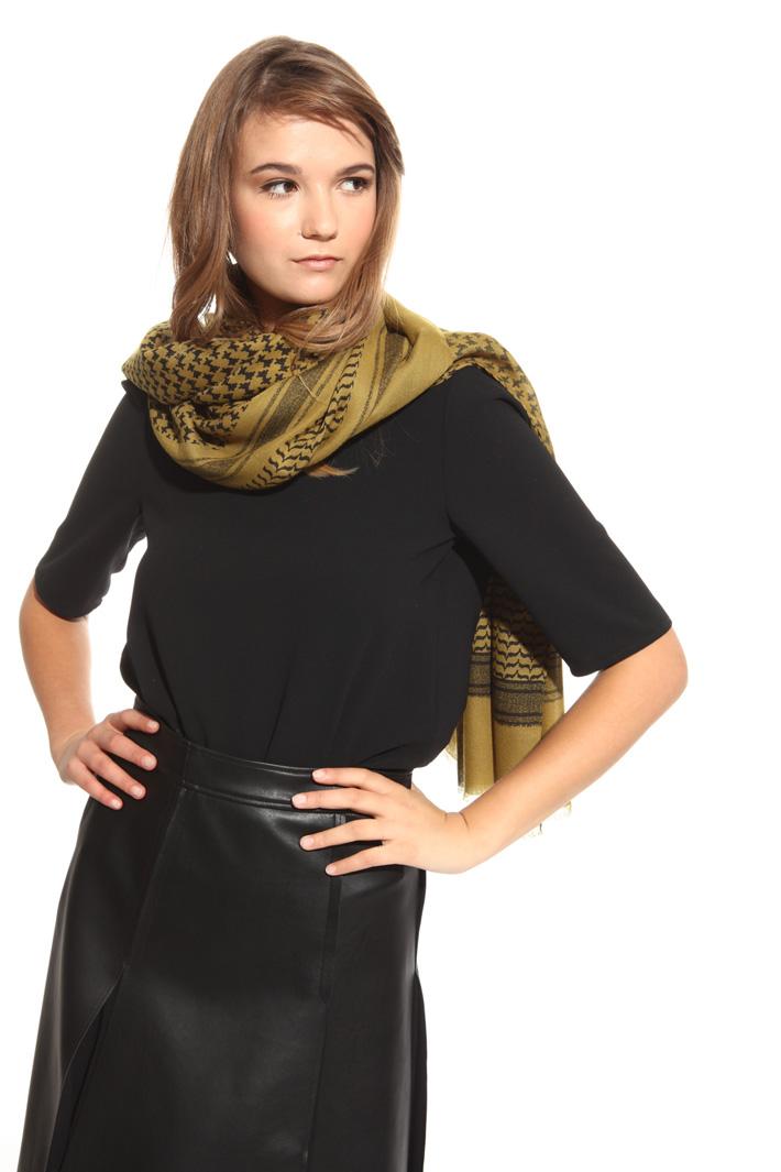 Sciarpa in tela morbida Fashion Market