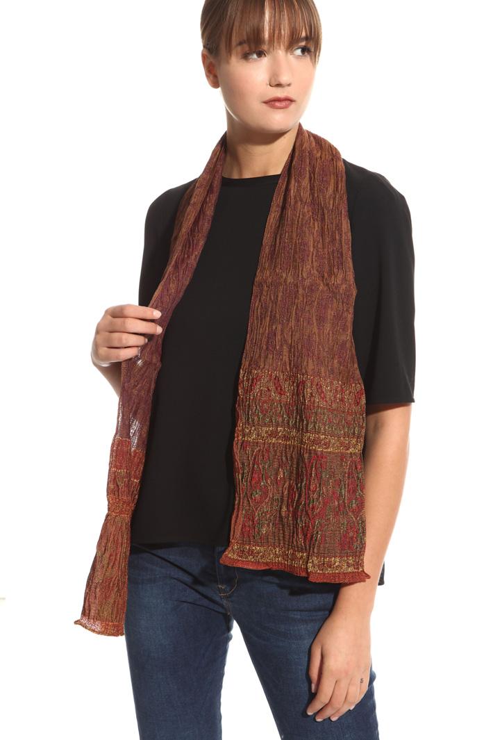 Sciarpa in tessuto jacquard Fashion Market