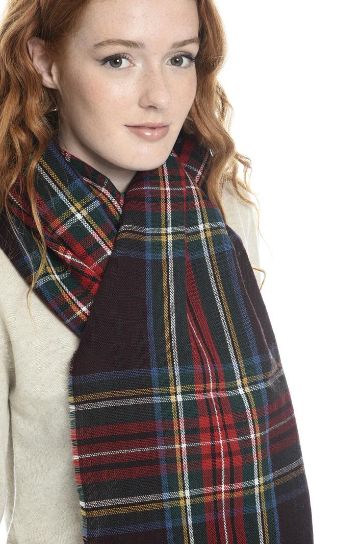 Sciarpa scozzese in misto lana Fashion Market