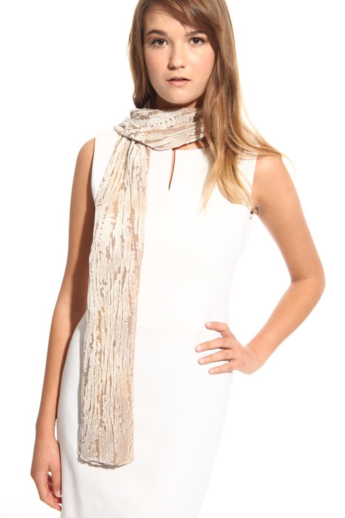Foulard misto seta Fashion Market