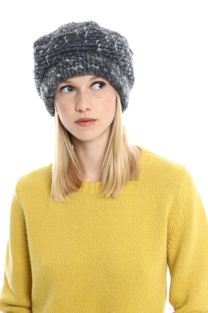 Basco in lana bouclé Fashion Market