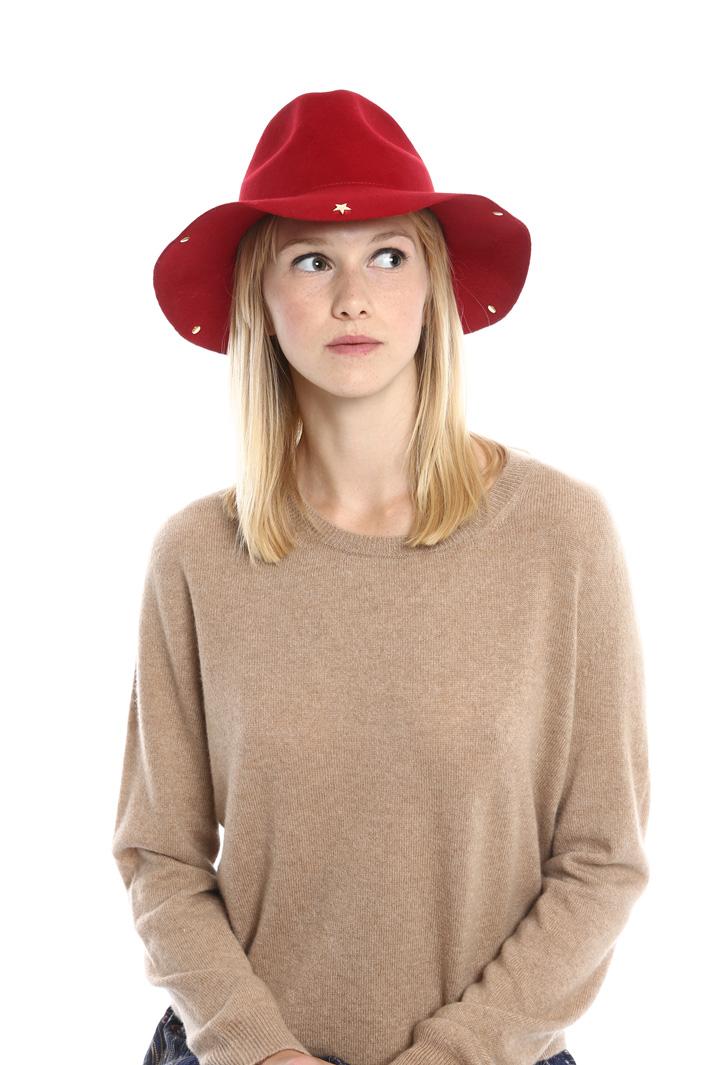 Fedora con borchie Fashion Market
