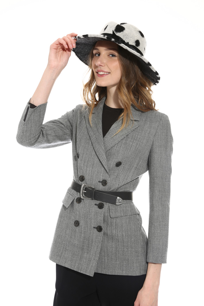 Fedora disegno macula Fashion Market