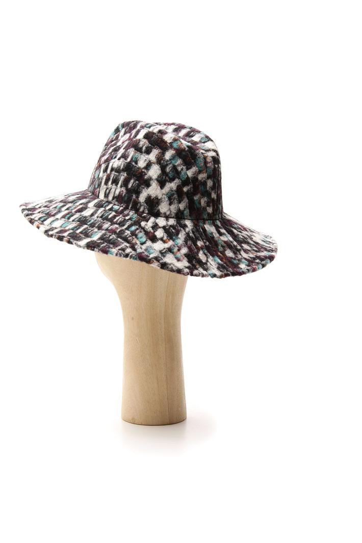 Fedora effetto boucle Fashion Market