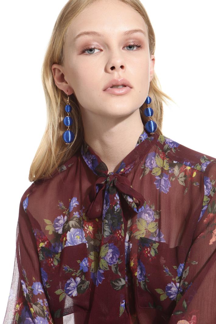 Orecchini pendenti a sfere Fashion Market