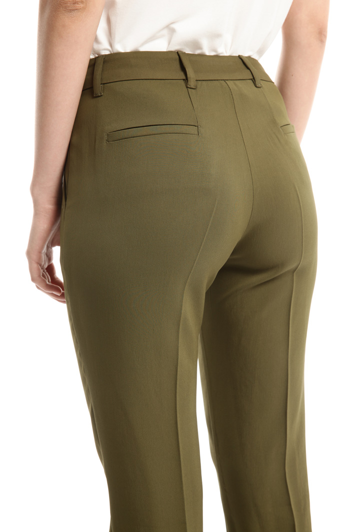 Pantalone in cady stretch Fashion Market