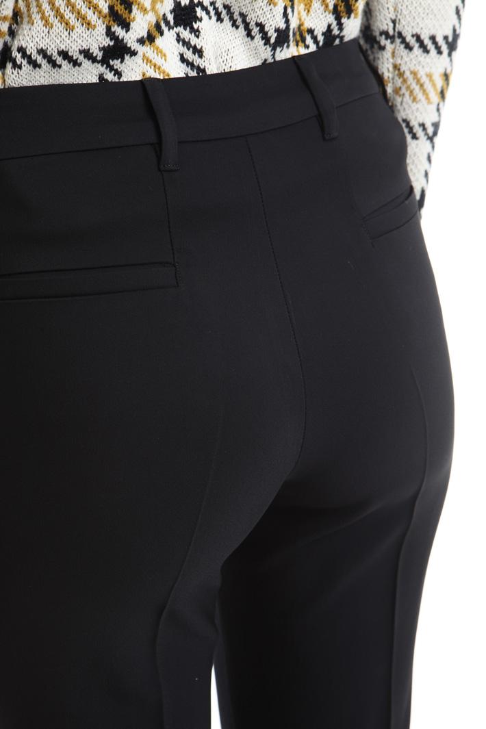 Pantalone in cady stretch Fashion Market