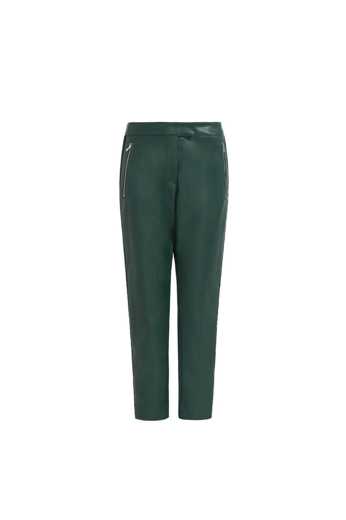 Pantalone in tessuto spalmato Fashion Market