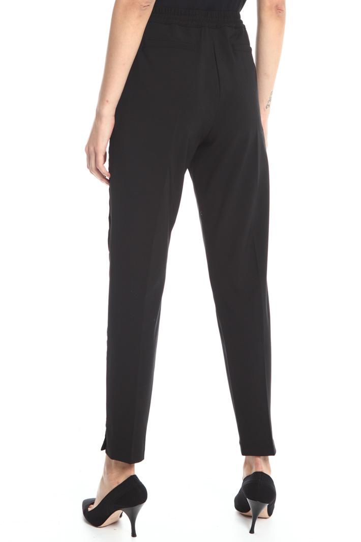 Pantalone in pura lana Fashion Market
