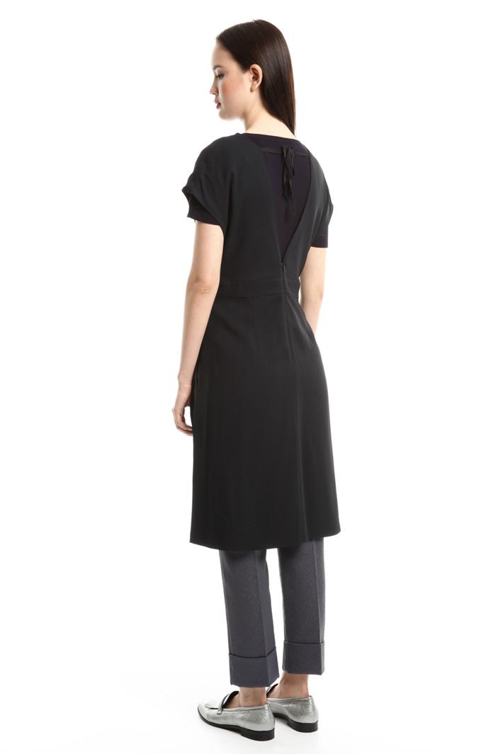 Casacca ampia in cady Fashion Market
