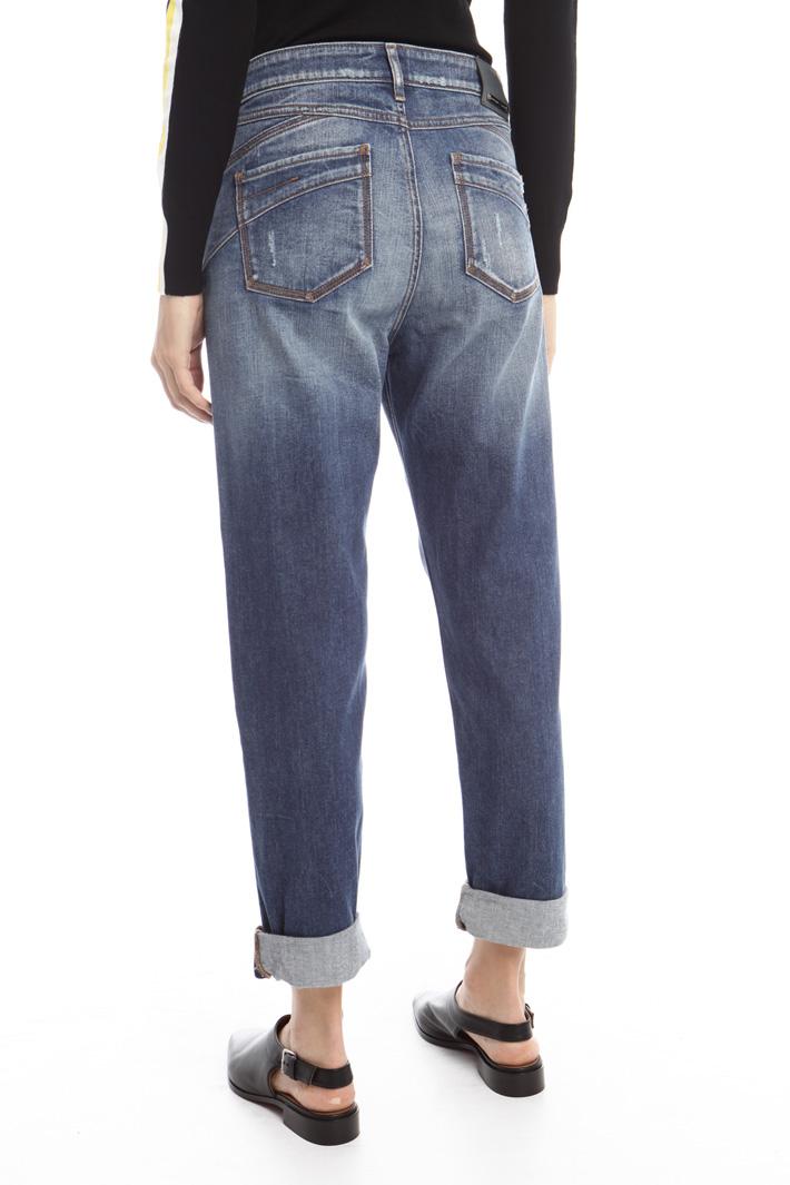 Jeans boyfriend cinque tasche Fashion Market