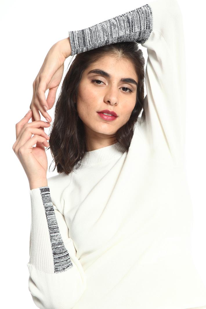 Maglia con maniche a raglan Fashion Market