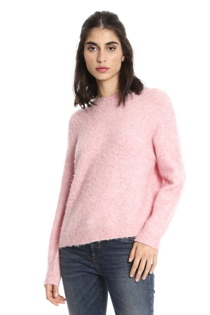 Maglia in alpaca e lana Fashion Market