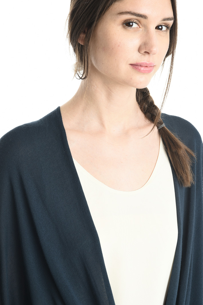 Cardigan in viscosa Fashion Market