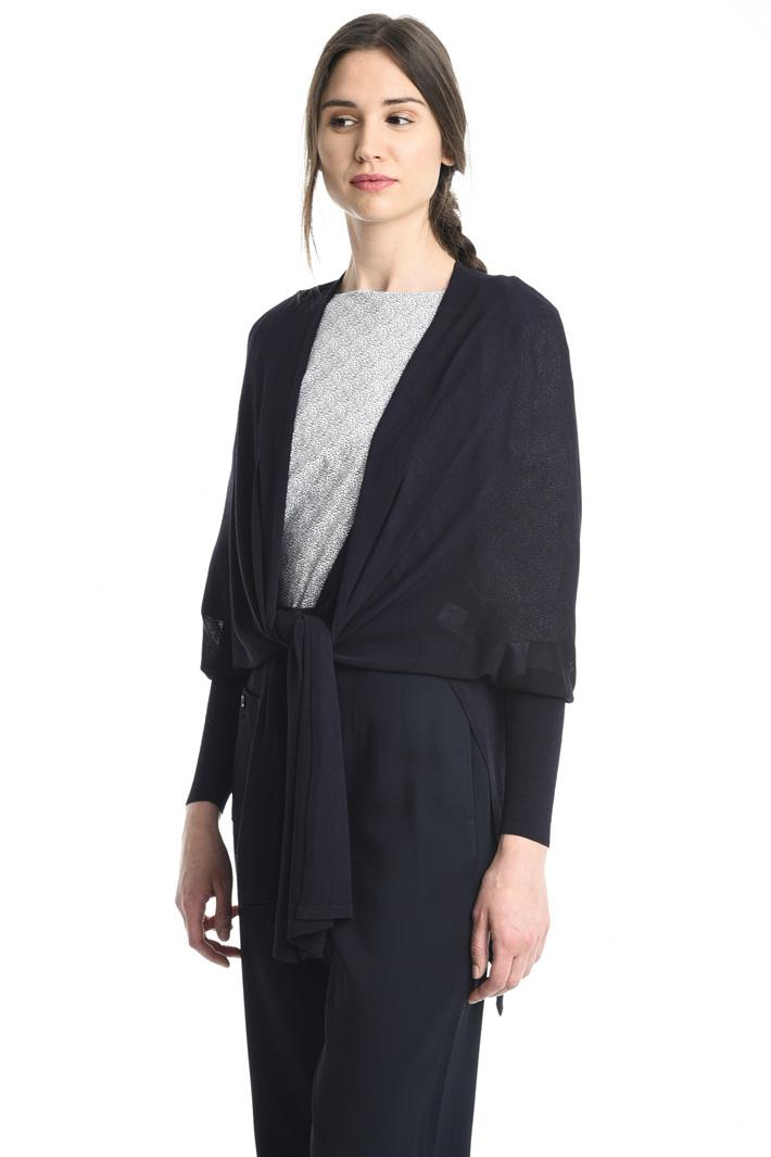 Cardigan in viscosa Fashion Market