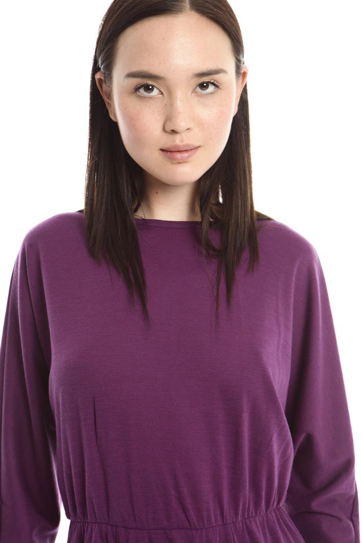 Abito in jersey di lana Fashion Market