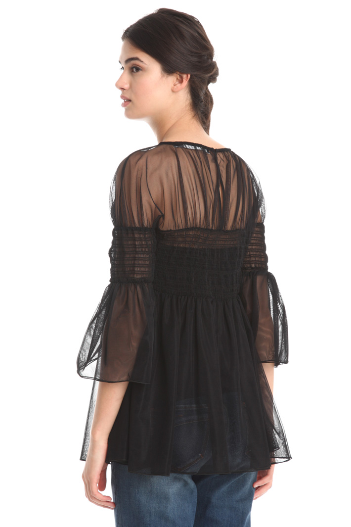 Top in tulle Fashion Market