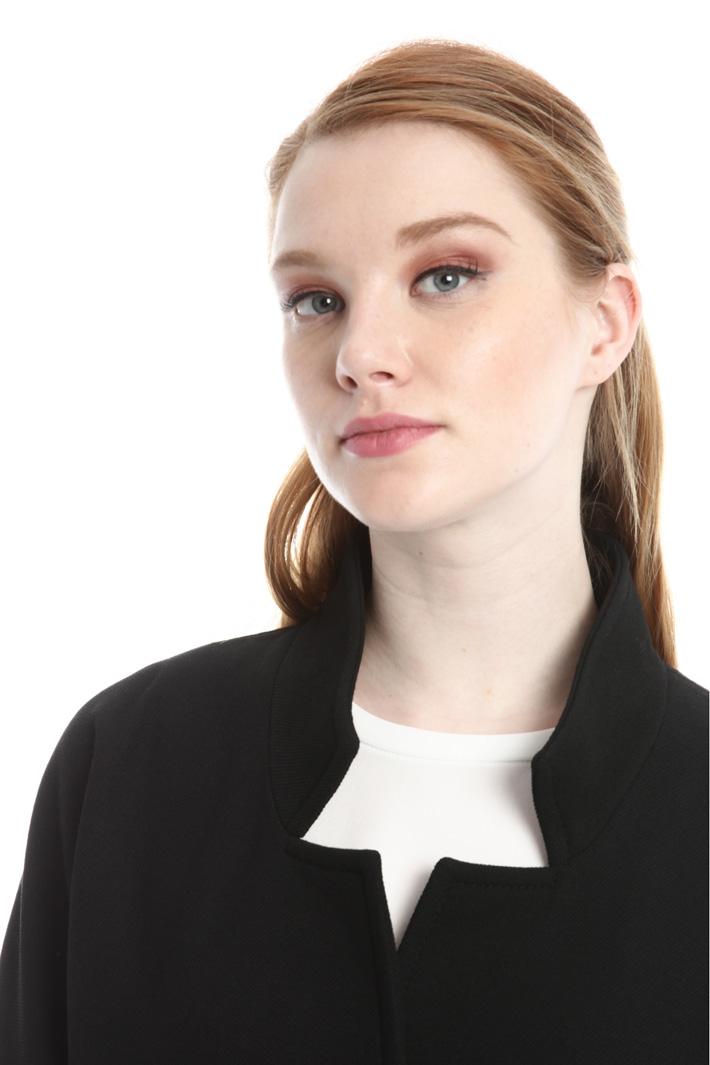 Giacca foderata in jersey Fashion Market