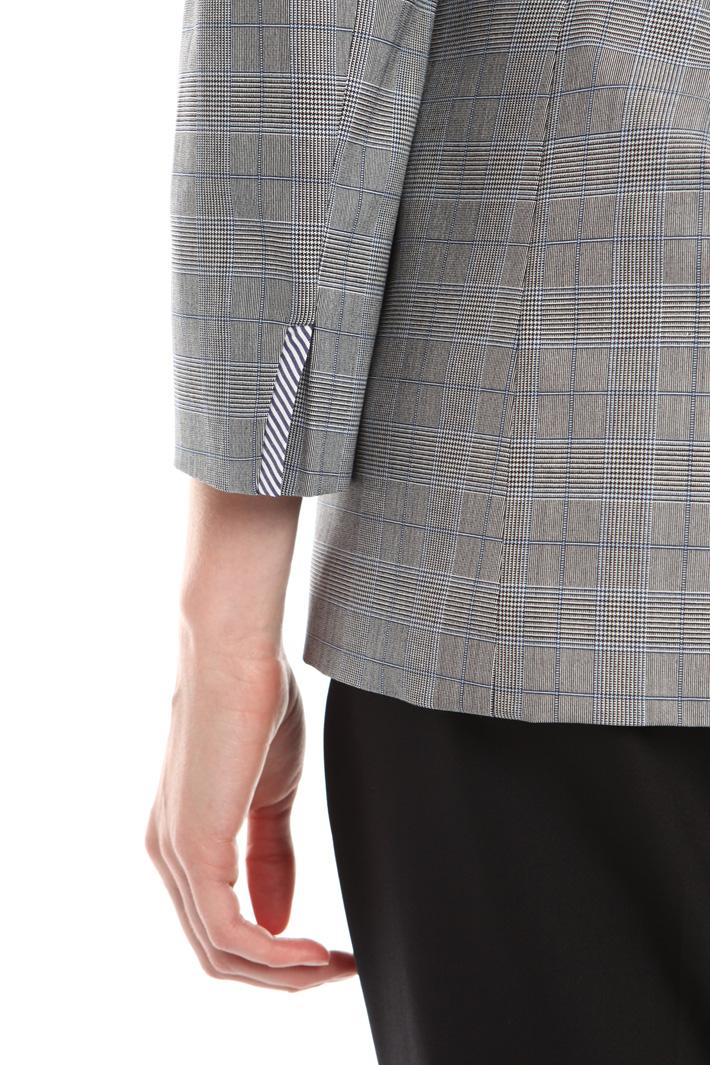 Blazer doppio petto tinto filo Fashion Market