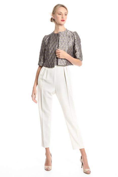 Giacca jacquard lurex Fashion Market