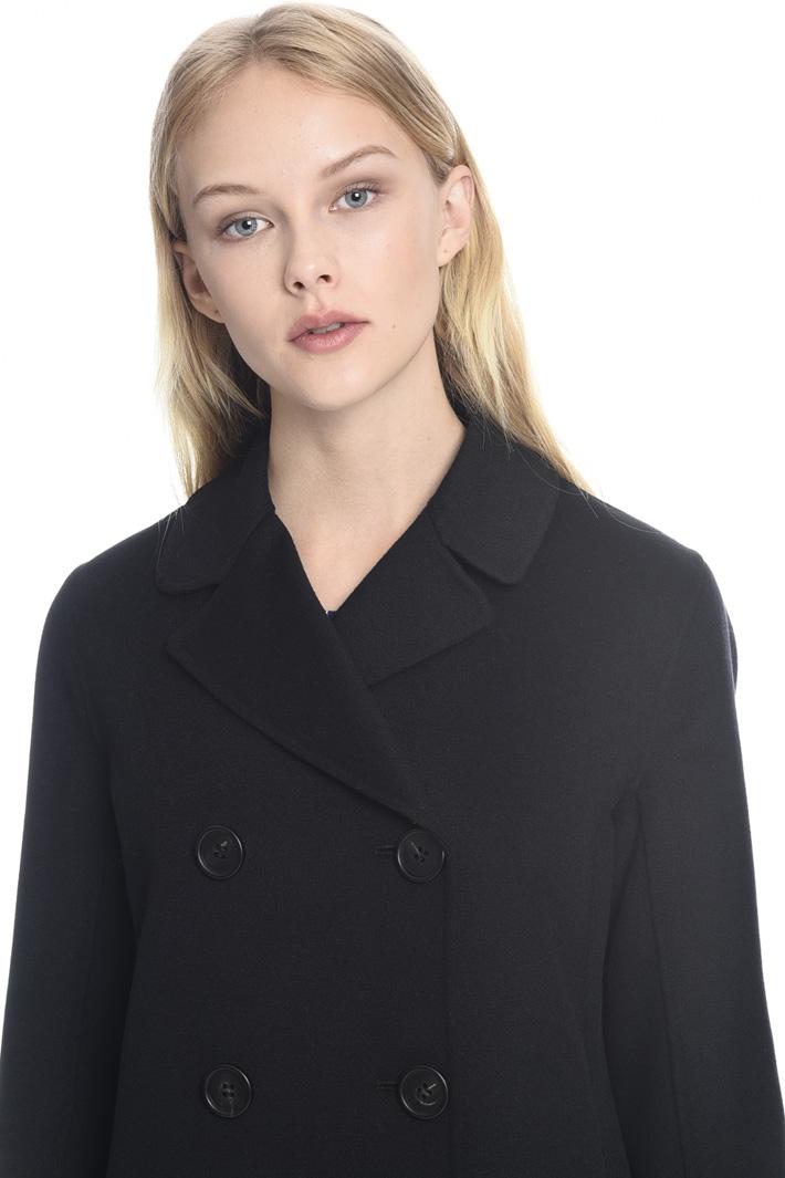 Cappotto leggero in double Fashion Market