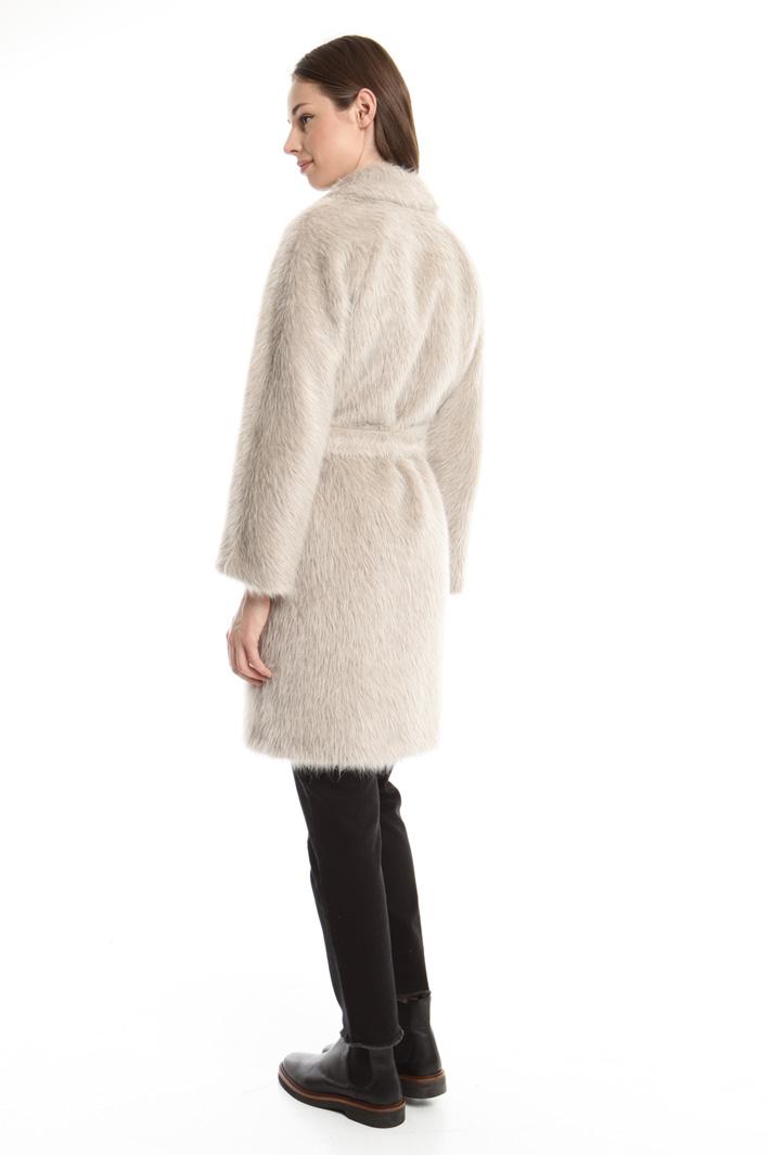 Cappotto in alpaca Fashion Market