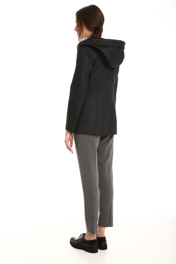 Montgomery in lana vergine Fashion Market