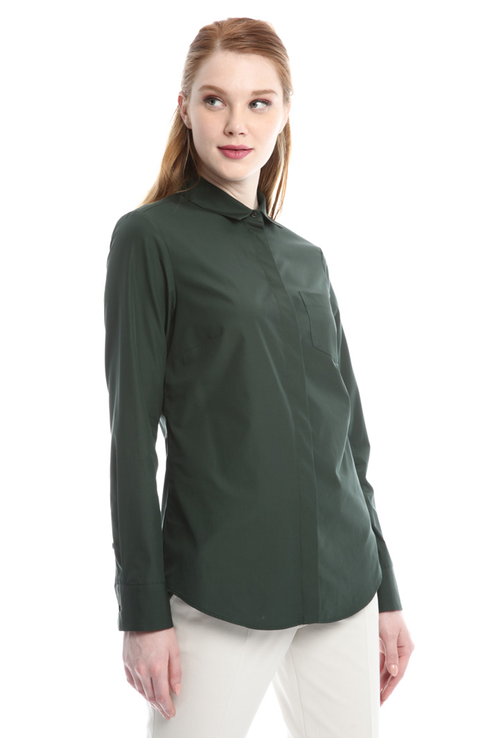 Camicia con taschino Fashion Market