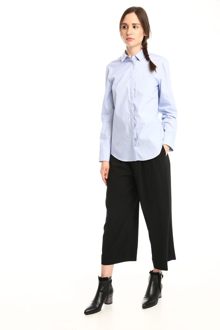 Camicia a righe Fashion Market